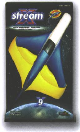 6511-RJ2 X STREAM GLIDER X-9 WITH