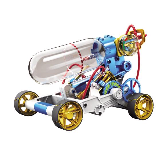 1521-LL1 AIR POWER RACER KIT
