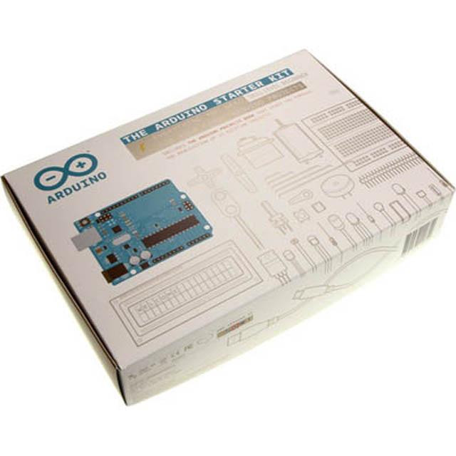 2011-GF1 ARDUINO STARTER KIT WITH BOOK
