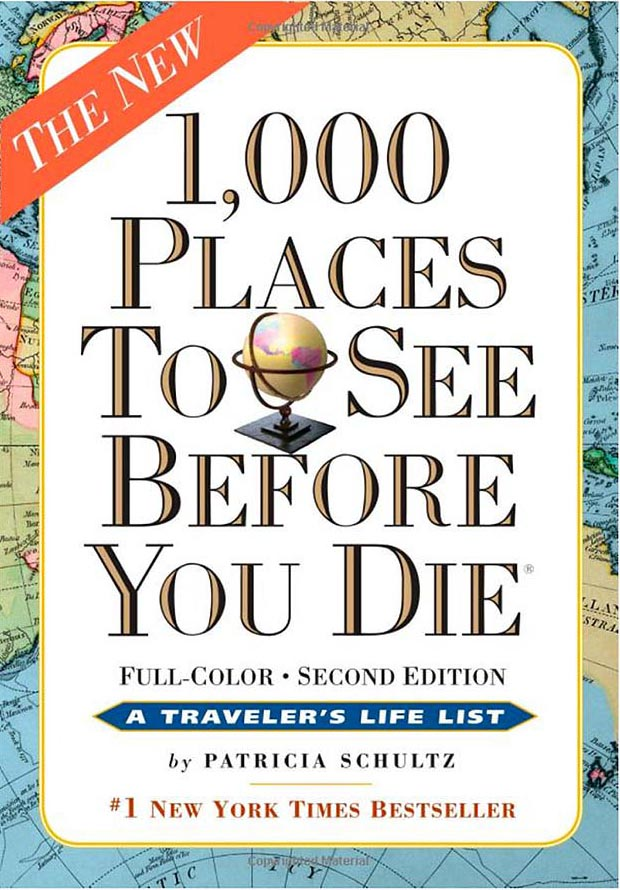 5085-CF1 1000 PLACES TO SEE BEFORE YOU