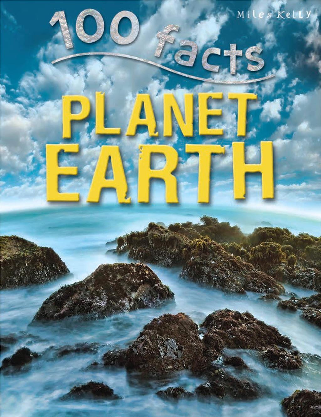 5094-GD1 100 FACTS PLANET EARTH BOOK