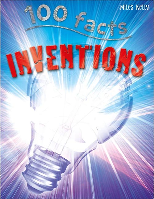 5094-GD5 100 FACTS INVENTIONS BOOK