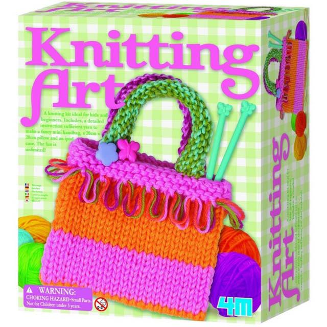 5553-ZH1 KNITTING ART KIT