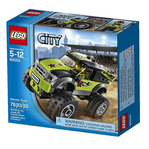 5121-GF2 MONSTER TRUCK-CITY