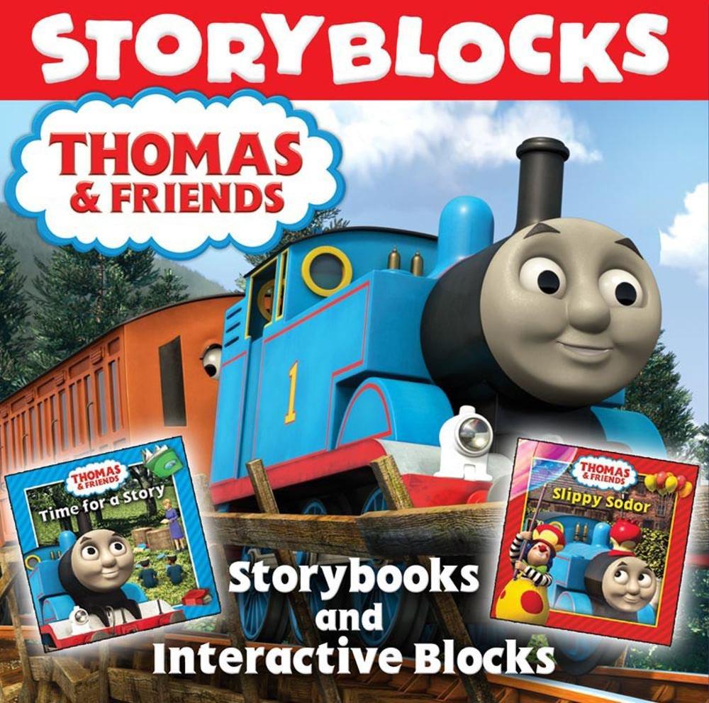 5094-CK1 THOMAS & FRIENDS STORY BLOCKS