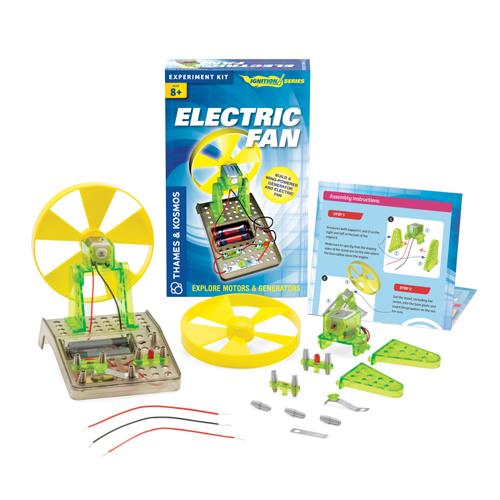 2011-AG3 ELECTRIC FAN EXPERIMENT KIT