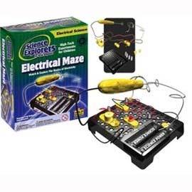3511-AF2 ELECTRICAL MAZE SCIENCE EXPLORER