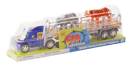6516-KG1 TRANSPORTER TRUCK ELEPHANT/TIGER