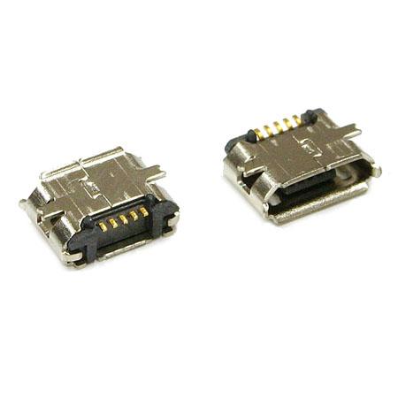 ADN-1083 MICRO USB B FEMALE SMT PLUG 5PIN