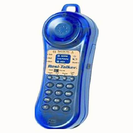 AHSG-306 TELEPHONE TESTER BLUE