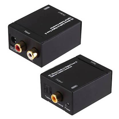 APS-2113 ANALOG STEREO AUDIO-DIGITAL COAX