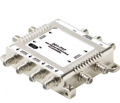 ARG-707A-1 SATELLITE MULTISWITCH 3IN 8OUT