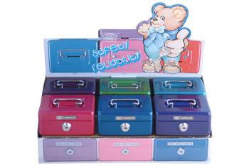 6535-AD1 CASH BOX METAL