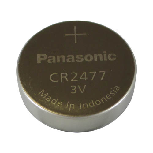 BCT-317 BATTERY LITHIUM 3V COIN CR2477