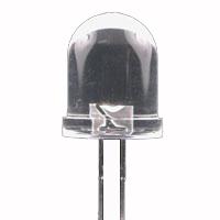 BRP-2380 LED10 WATERCLR BLUE 8000MCD 3.2V