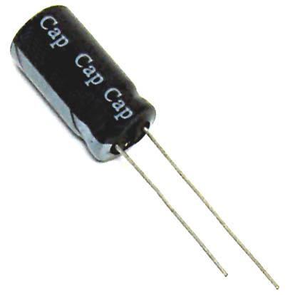 CER-156B-2 CAP LYT RDL 3.3UF 50V 4X7MM 105C
