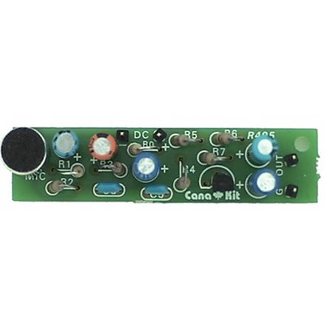 2015-GF3 MIC PRE-AMP ELECTRET