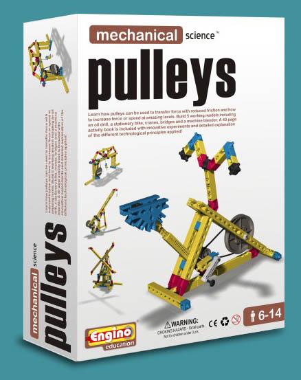 5114-ZJ6 ENGINO SERIES-PULLEYS