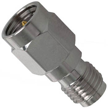 GEB-201 SMA ADAPTER MALE TO RPSMA FEMALE