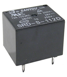 JCSB-5113 RELAY DC 48V 1P2T 10A 5P PCMT