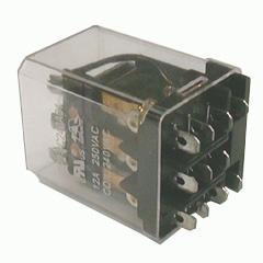 JERB-5518-1 RELAY AC 240V 3P2T 10A 11P QT