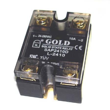 JGAN-3511 RELAY SSDC 3-32V 10A/280VAC