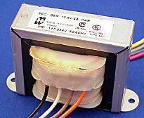JRC-1292 TXFR 24V .2A OR 12V .4A CHMT