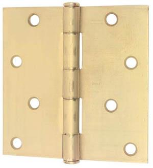 KZNA-4411-2 HINGE 3-1/2 X 3-1/2 INCH STEEL