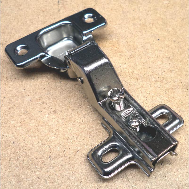 KZNN-5162-2 HINGE DOOR 4 X 2-1/2 INCH SATIN