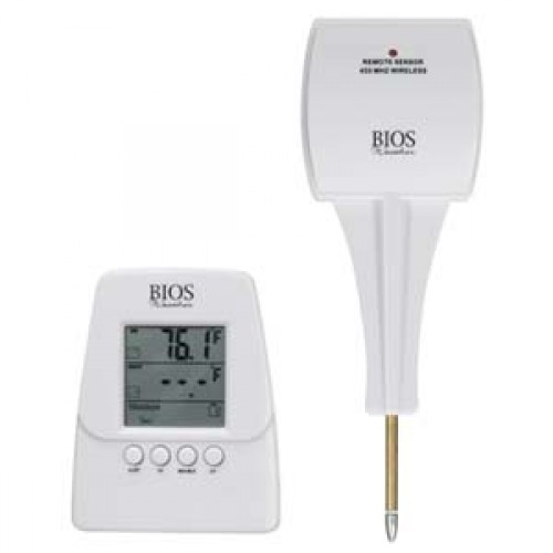 MEW-578 THERMOMETER AND MOISTURE METER