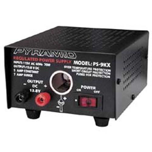 PJB-PS9KX PSU SW 13.8VDC 5A BENCHTOP