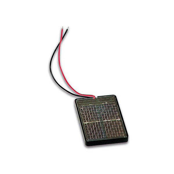 1511-PA2 SOLAR CELL .5V 800MA 2.6X3.7IN