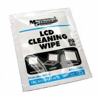 QPT-2022 LCD CLEANING WIPES
