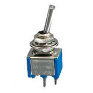 SAAD-2117A-10 TOGGLE SWITCH 1P1T 6A ON-OFF SOL
