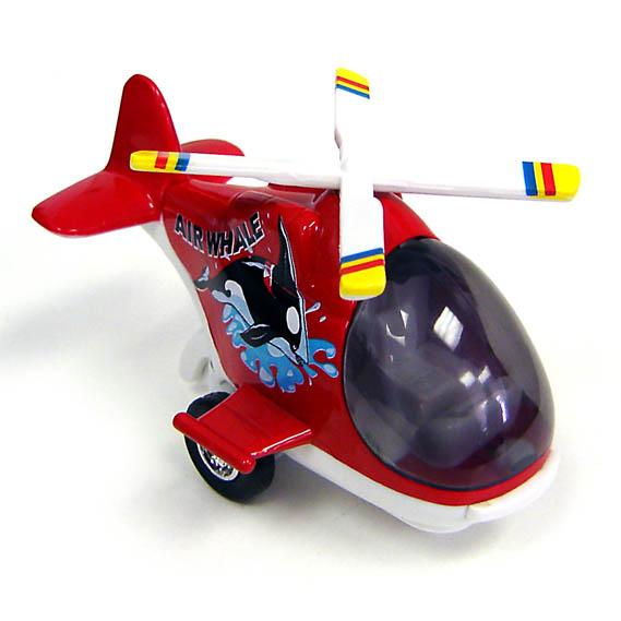 6511-MC1 WHIRLEY BIRD HELICOPTER PULLBACK