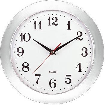 7221-AJ1 CLOCK WALL 12INCH