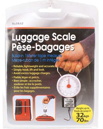 2950-AG1 LUGGAGE SCALE ANALOG